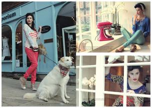 Live Cheshire Fashion Editorial Shoot | Aga Mortlock Photography