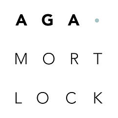 AGA MORTLOCK PHOTOGRAPHY - MASTER LOGO -