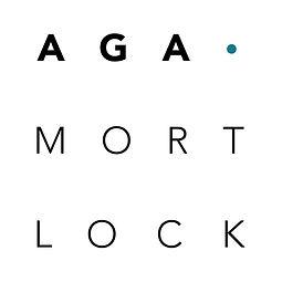 AGA MORTLOCK PHOTOGRAPHY - MASTER LOGO -
