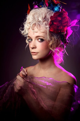 Marie Antoinette INSPIRED SHOOT