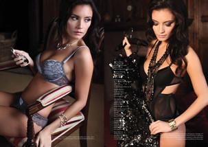 lingerie shoot