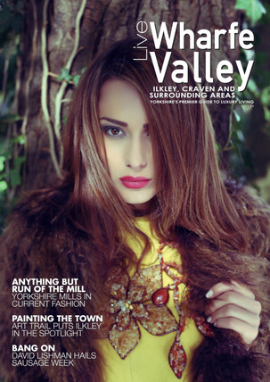 Warfe Valley Cover