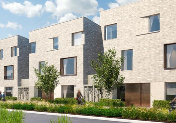 New Builds In Cambridge, UK