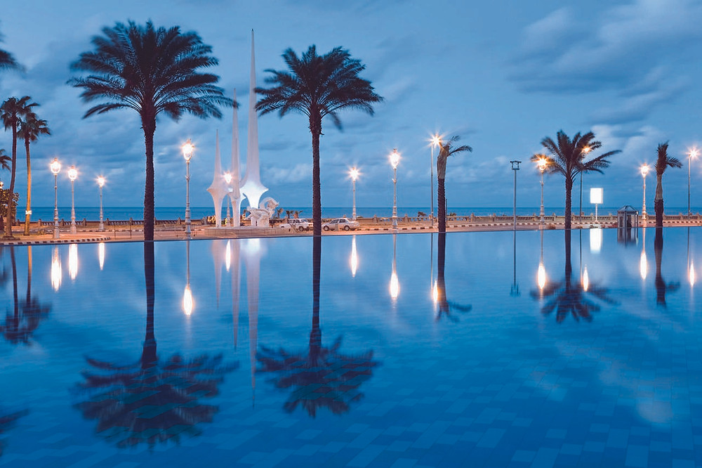 Land or hotels wanted in North Coast, Alexandria, Egypt, sea view