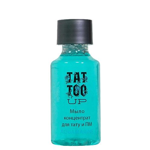 Tattoo UP пробники мыла AQUAMARINE 30ml