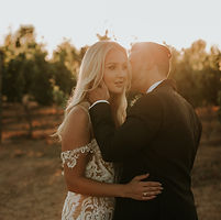 Patricia and Evan | Bride and Groom