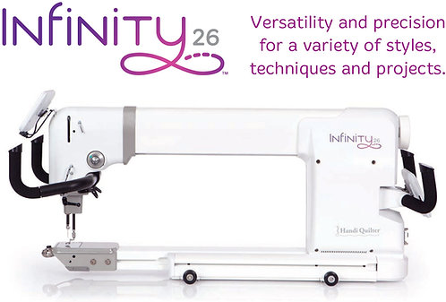 Handi Quilter Infinity 26 Long Arm Quilting Machine