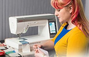 Janome MC9400 Sewing Machine