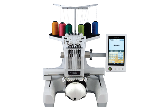 Brother PR655 6 Needle Embroidery Machine
