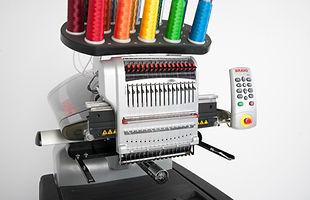 Melco Amaya Bravo Embroidery Machine