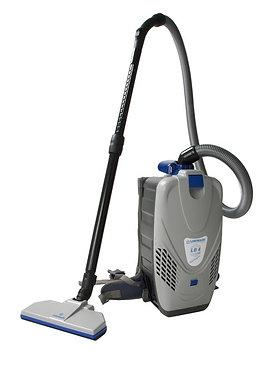 Lindhaus LB4 Superleggera Straight Suction Backpack Vacuum Cleaner