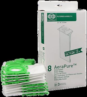 SEBO AeraPure FilterBox 6629AM