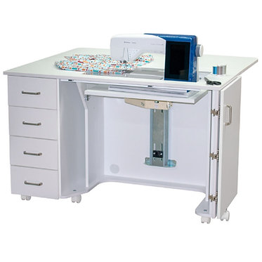 Horn of America Model 5400 Sewing Cabinet for Small Spaces
