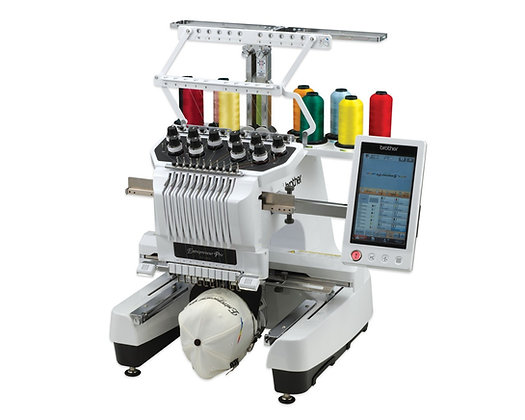 Brother PR1000e 10 Needle Embroidery Machine