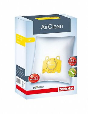 Miele KK AirClean 3D Filter Bags