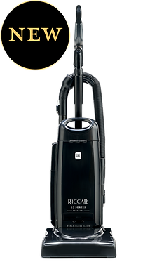 Riccar R25 Standard Clean Air Upright Vacuum