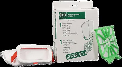 SEBO AeraPure MicroFilter Box 8322AM
