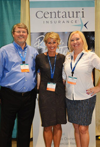 Andria and members of the Florida team at the annual FAIA convention in Orlando.