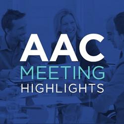 AAC Meeting Highlights