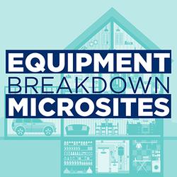 Equipment Breakdown Microsite