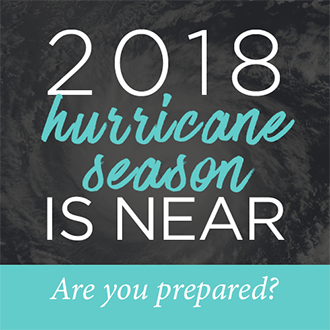 2018 Hurricane Season is Near