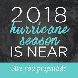 2018 Hurricane Season is Near
