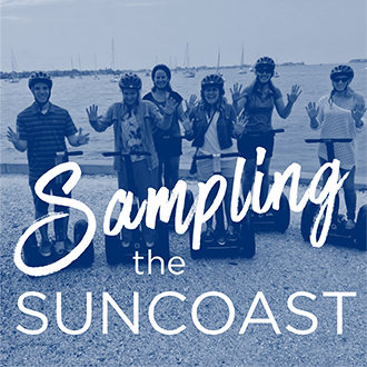 Sampling the Suncoast