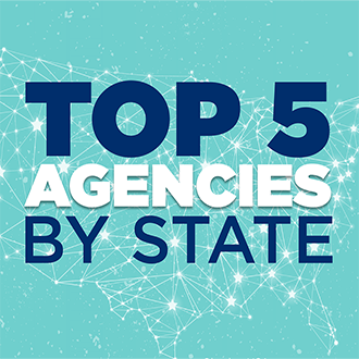 Top 5 Agencies by State