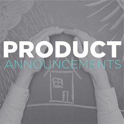 PRODUCT ANNOUNCEMENTS ICON