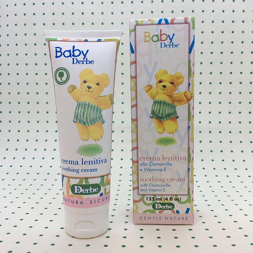 Crema Lenitiva Baby Derbe 125 ml.