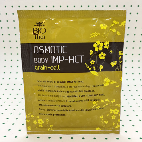 OSMOTIC BODY IMP-ACT DRAIN CELL