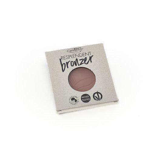 Refill RESPLENDENT – Bronzer 05 marrone caldo 9 gr.