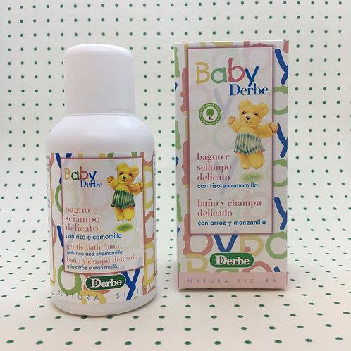 Baby Derbe Bagno e Shampoo Delicato 250 ml.