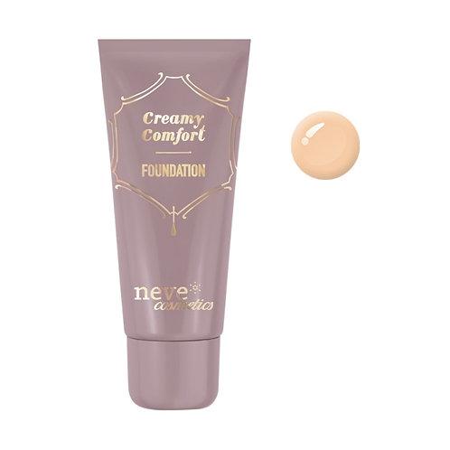 Fondotinta Creamy Comfort Medium Warm