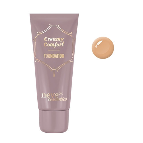 Fondotinta Creamy Comfort Dark Warn