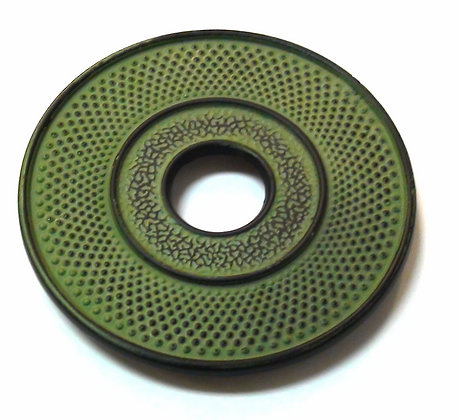 Cast iron pot base,4 color choices