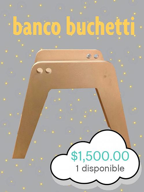 Banco Buchetti