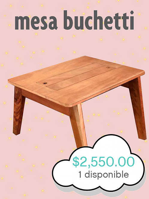 MESA BUCHETTI NATURAL