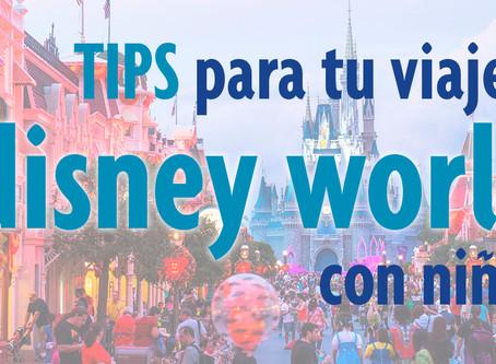TIPS si estás planeando tu viaje a Walt Disney World Orlando (con niños)