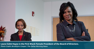 She went to Head Start as a child. Now she's the Dallas agency's first Black female president