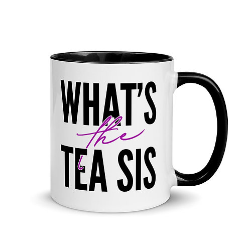 What's The Tea Mug