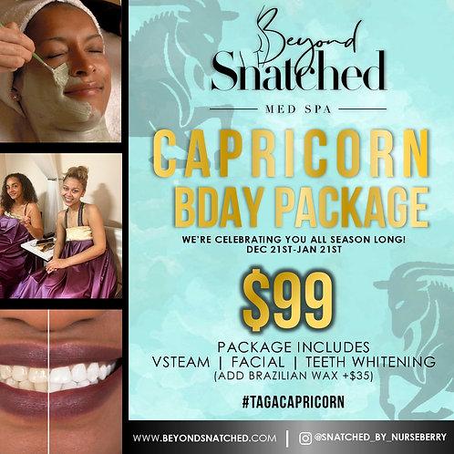 Capricorn BirthdayPackage