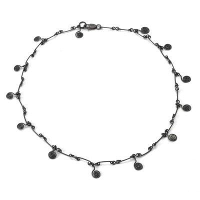 Mini Swirls Necklace