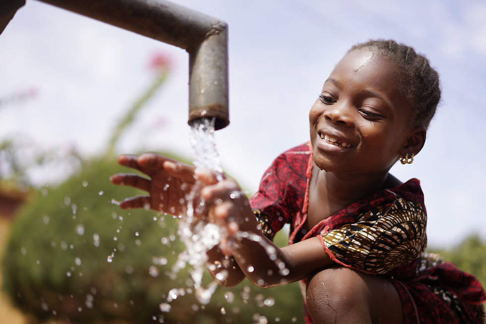 Water is Life for African Children, Litt