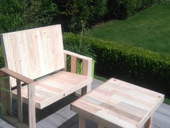 Les mobiliers de L'Ameublerie aménagent aussi votre extérieur !