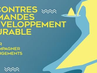 Aménagement des 3èmes Rencontres Normandes du Développement Durable
