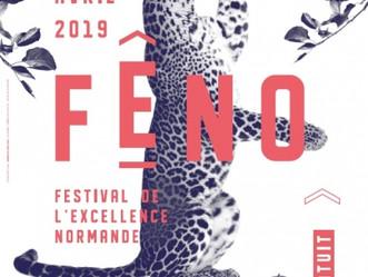 L'Ameublerie installe des structures sur le Festival de l'Excellence Normande #FénoNormandie