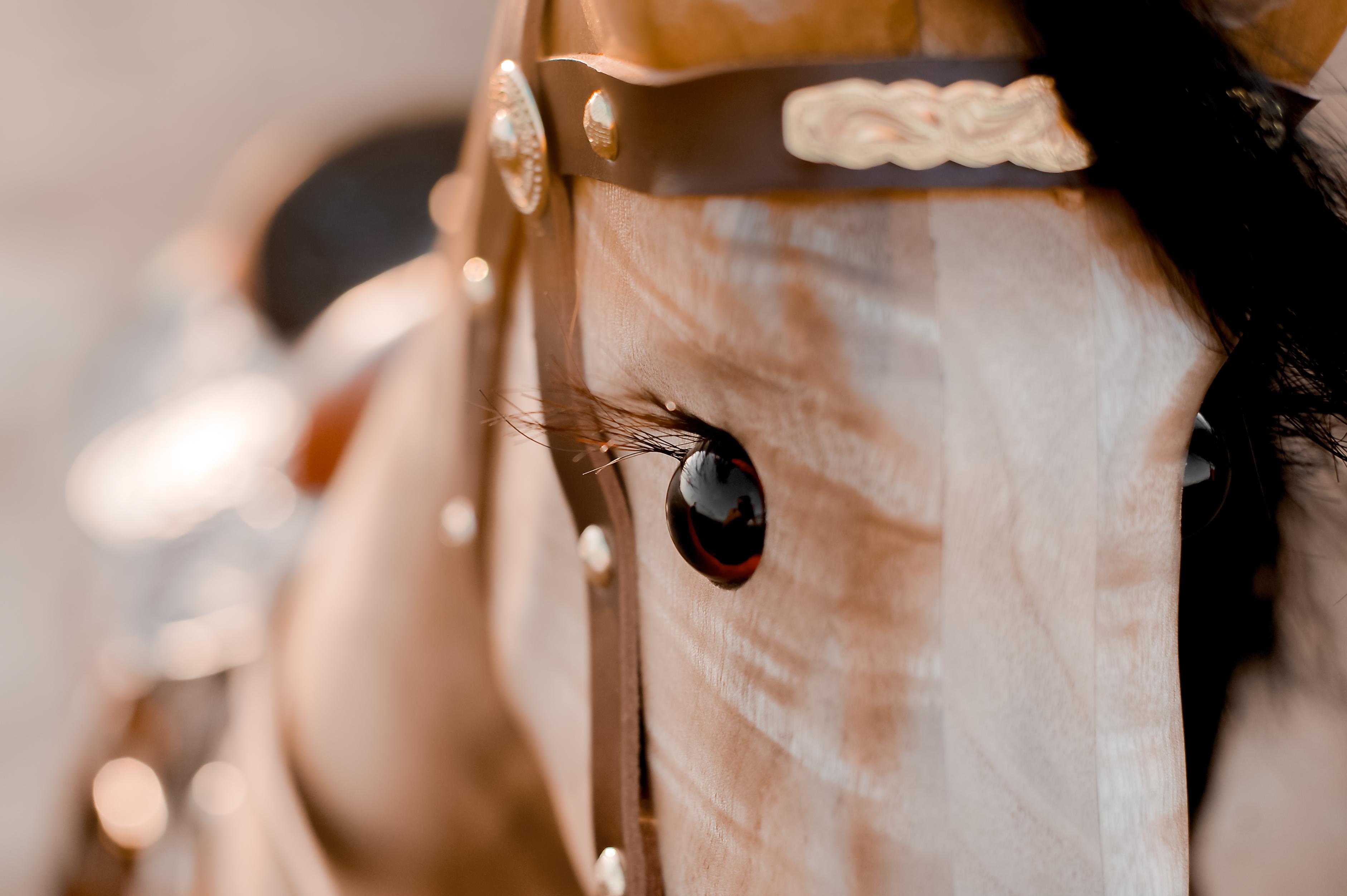 Bespoke Carved Horse