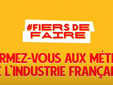 CAMPAGNE UIMM #FIERS DE FAIRE