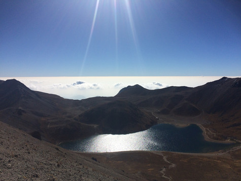 Two Ways to Fall in Love on Nevado de Toluca